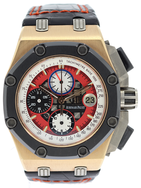 "Royal Oak Offshore Rubens Barrichello III ""257"""